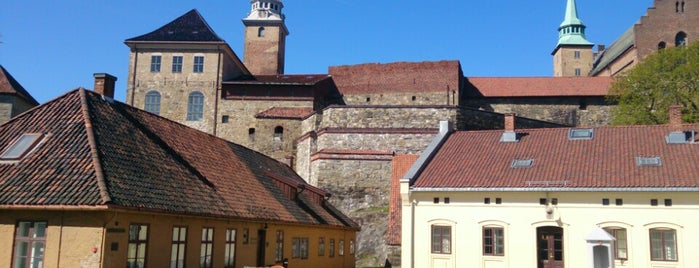 Akershus Festning is one of World Heritage Sites List.