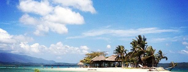 Isla Puting Buhangin is one of Filipinler-Manila ve Palawan Gezilecek Yerler.