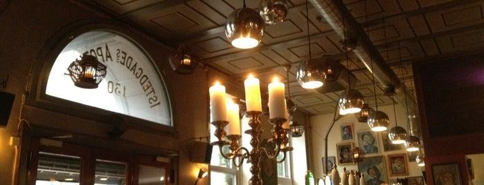Bang & Jensen is one of Cafes@Kbh.