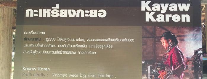 บ้านโต้งหลวง is one of Chiang Mai.