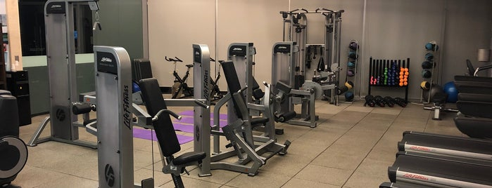 Westin Workout is one of Lucia : понравившиеся места.