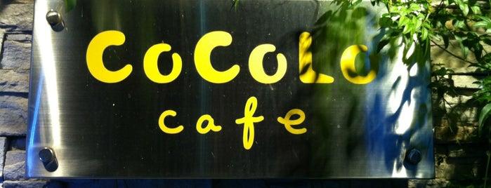 CoCoLo cafe is one of Orte, die senyoltw gefallen.