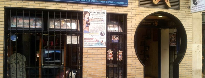 Escuela WuDao is one of Escuelas de Artes Marciales de Madrid.