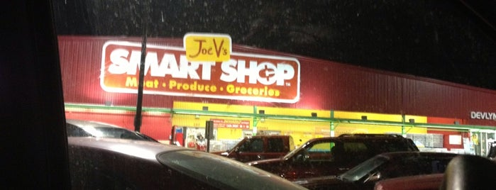 Joe V's Smart Shop is one of Tempat yang Disimpan Mzz.