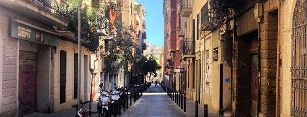 Plaça De Sant Joaquim is one of Orte, die jordi gefallen.
