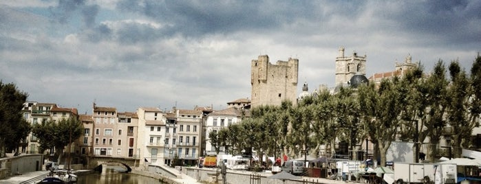Narbonne is one of France.