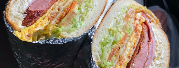 Tortas Neza is one of Queens and the Bronx.