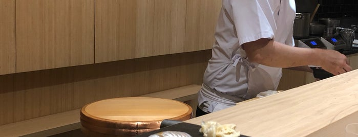 Omakase Room by Tatsu is one of Sushi.