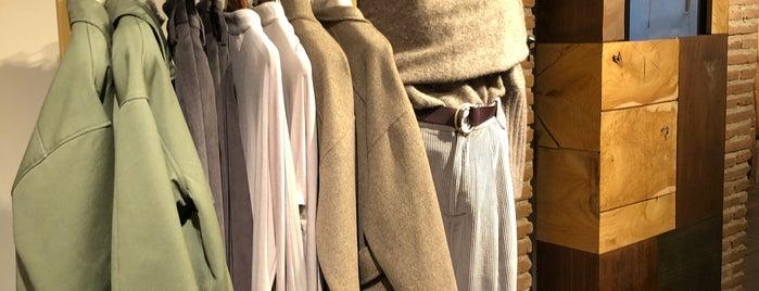 Adolfo Domínguez is one of Tiendas de moda en Madrid.