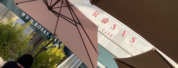 Roses Cafe is one of Marbella.