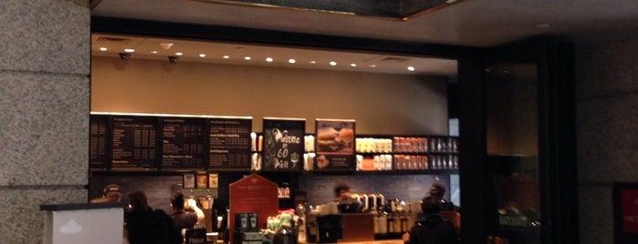 Starbucks is one of Posti che sono piaciuti a Patrick.