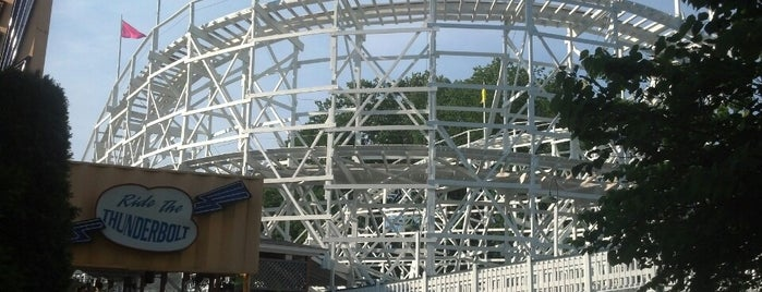 Thunderbolt is one of ROLLER COASTERS.