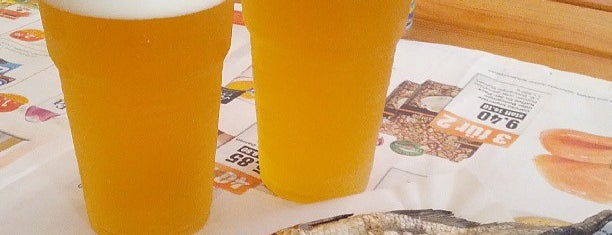 BEER ON LINE is one of Lugares favoritos de Olha.
