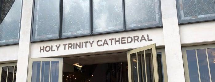Holy Trinity Cathedral is one of Ricardo : понравившиеся места.