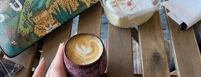 The V60Z Specialty Coffee is one of Northern Borders.