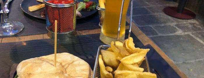 burger italian factory is one of ristoranti.