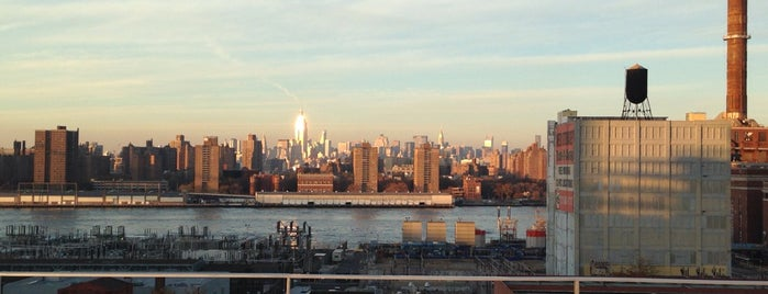 NYC residential buildings