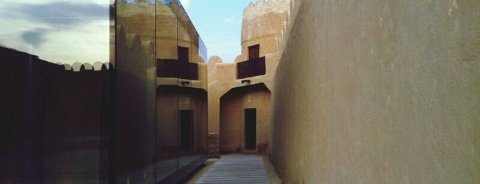 Shaikh Salman Bin Ahmed Al Fateh Fort is one of Bahrain.