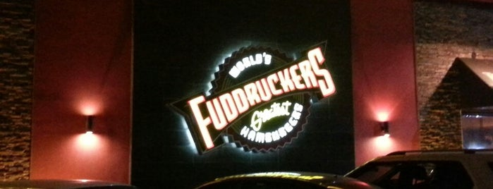 Fuddruckers is one of Jeddah, The Bride Of The Red Sea.