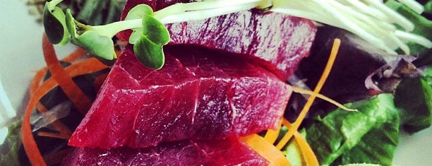 Meiji Japanese Cuisine is one of NWA I-49 Good Eats.