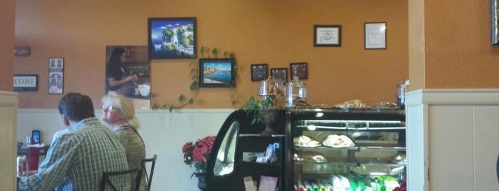 Euro Bakery & Greek Restaurant Cafe is one of A-List.