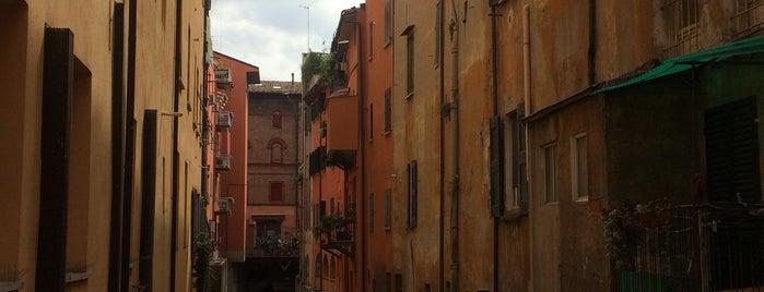 Via Piella is one of Bologna.