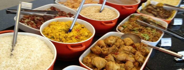 Mikaelle Espaço Gourmet is one of Tempat yang Disukai Wesley.