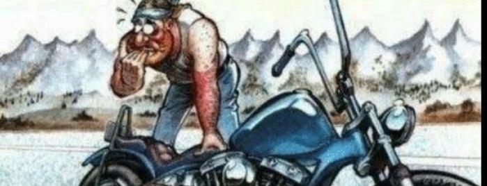 Harley-Davidson Vehicle Operations is one of Lieux sauvegardés par Monica.