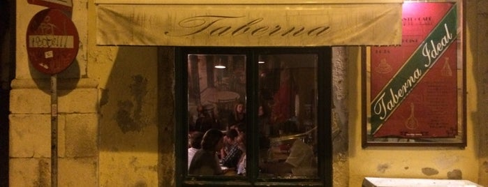 Taberna Ideal is one of Portugal.
