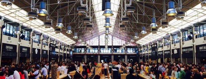 Mercado da Ribeira is one of Lisbon.