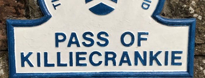 Scottish National Trust Killiecrankie is one of Tempat yang Disukai Alfred.