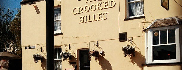 Crooked Billet is one of Great Places.