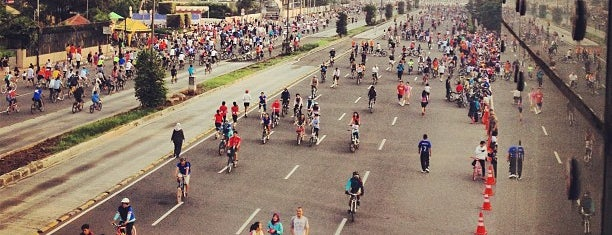 Car Free Day (CFD) is one of 1 day grand indo, thamrin.