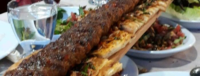 322 Adana Usta Kebap is one of Posti salvati di Barış.