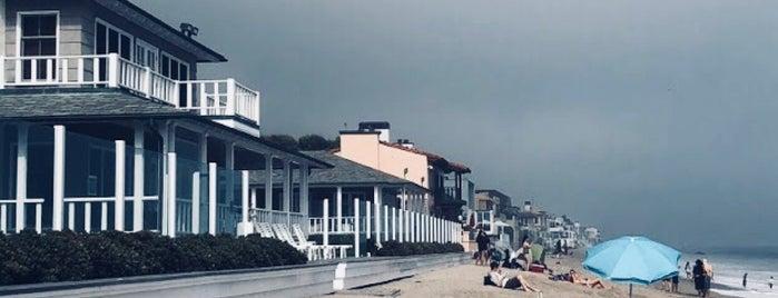 Malibu Beach is one of สถานที่ที่บันทึกไว้ของ Tracy.