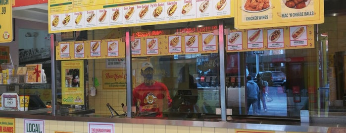 Papaya King is one of New York.
