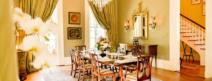 Terrell House Bed and Breakfast is one of NOLA.