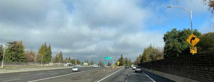 US Highway 50 / Highway 99 / Business 80 Interchange is one of roads.