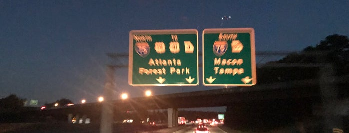 I-75 & I-285 is one of joecamel/Sikora's Favorite Spots.