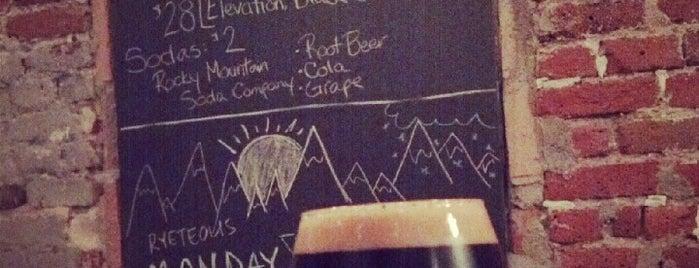 Renegade Brewing Company is one of Craft Brewing Guide: Denver Colorado.
