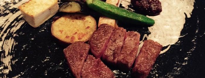 Teppanyaki Aoyama is one of Topics for Restaurant & Bar ⑤.