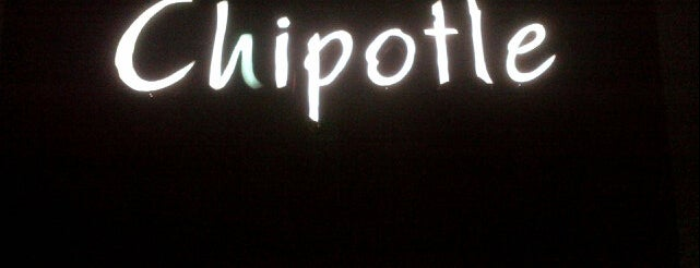 Chipotle Mexican Grill is one of Posti che sono piaciuti a Tony.
