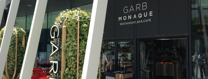 GARB MONAQUE is one of ゆっくりできる.