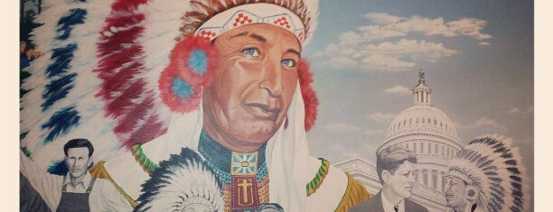 Poarch Creek Indian Reservation is one of Native American Cultures, Lands, & History.