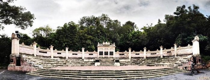 tribuna monumental is one of CDMX.