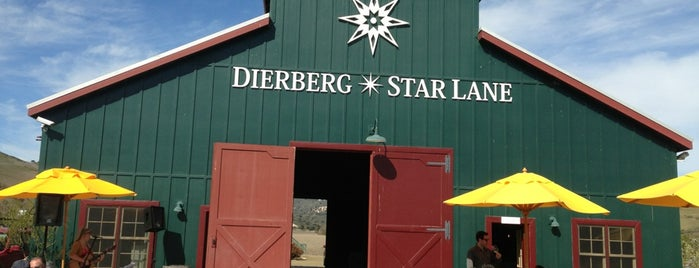 Dierberg Starlane Vineyards is one of CA-1.