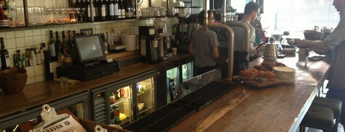 Caravan is one of Caffeinating.