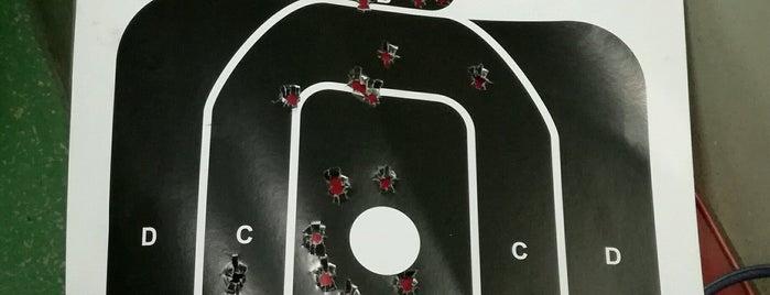MSR Shooting Range is one of Spoiler babe. ❤️️.