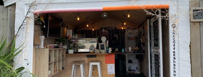 The Coffee Shack Wanaka is one of SI Roadtrip.