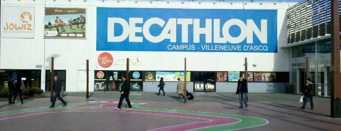 Decathlon is one of Mes bonnes Résolutions.